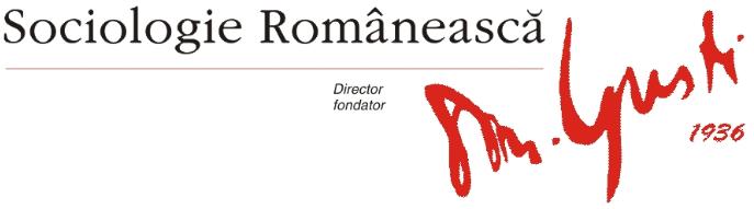 Logo Sociologie Românească